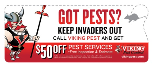 Pest Control Services | Viking Pest Control