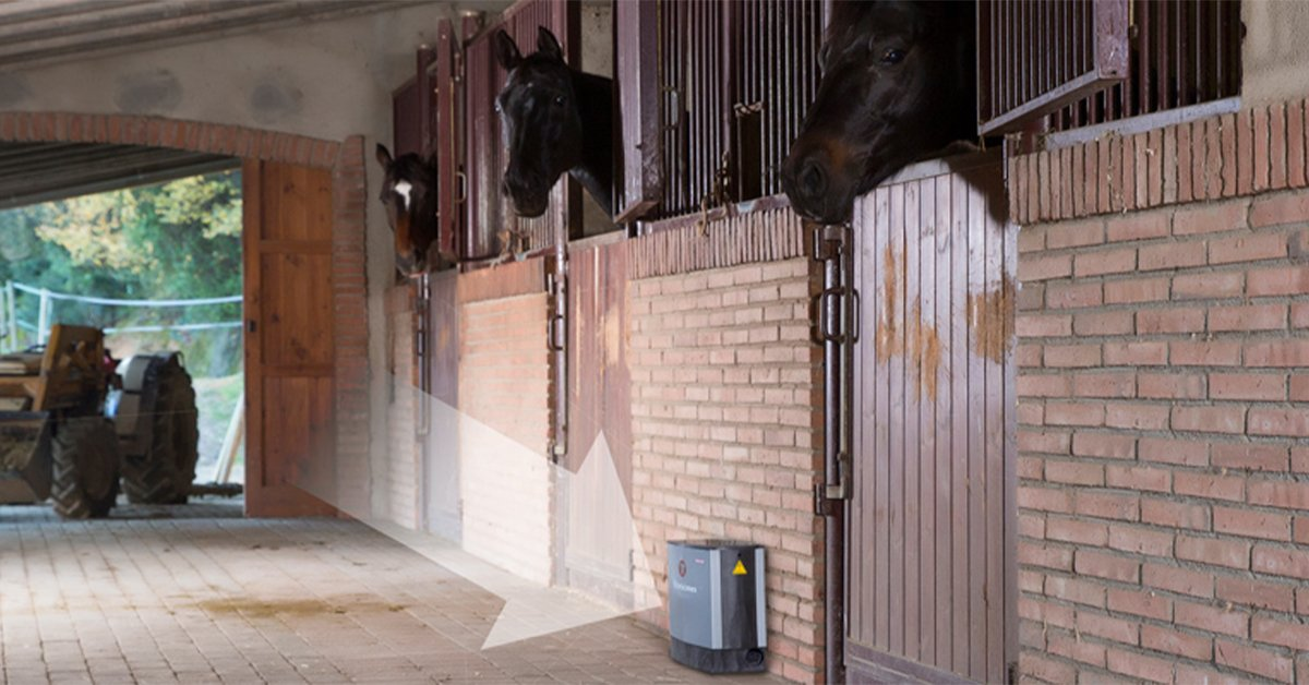 How SMART can Protect your Equestrian or Livestock Facility from Rodents