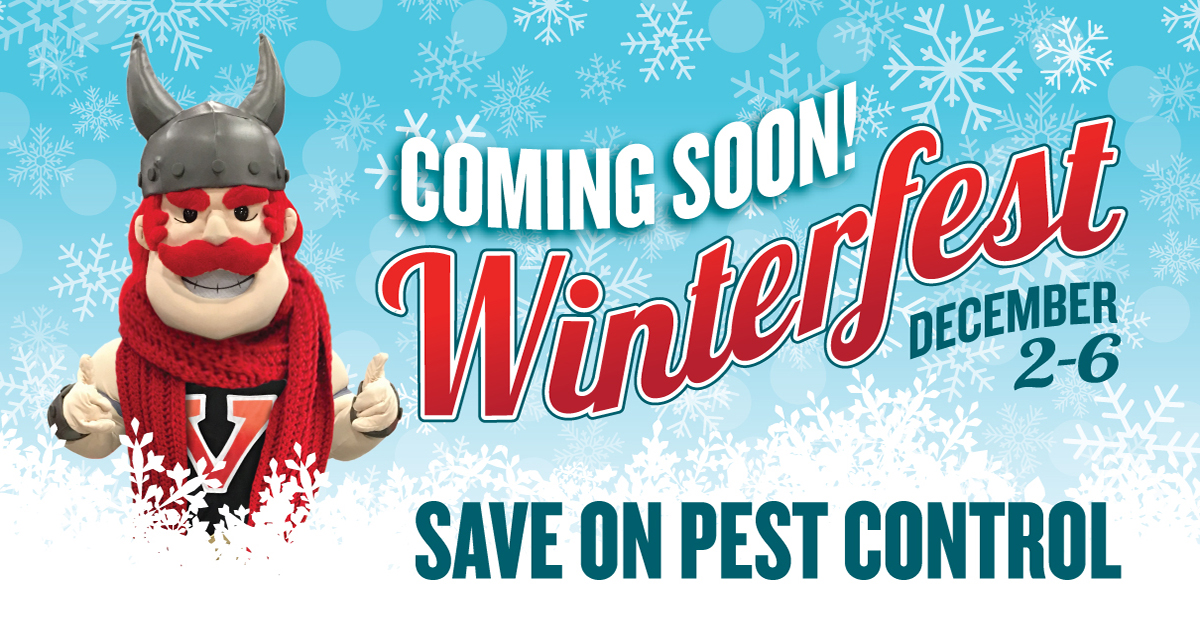 Viking pest winterfest