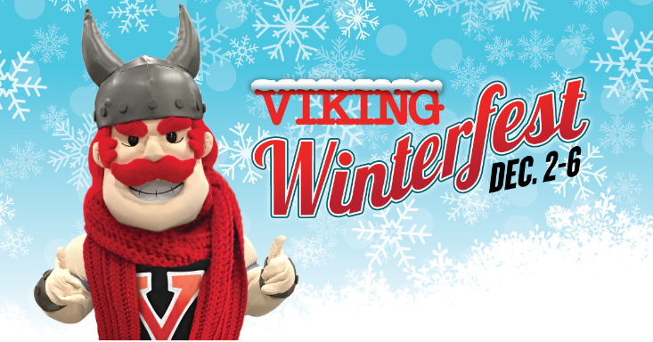 Viking Pest Winterfest December 2nd - December 6th Only