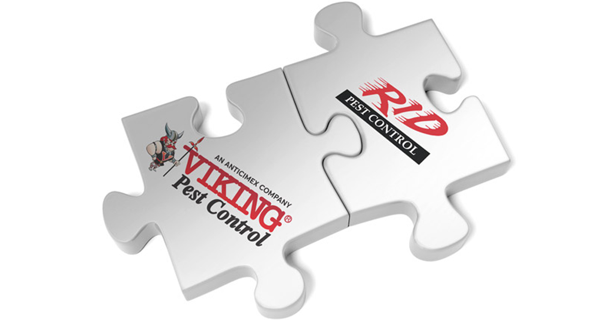 Viking Pest Acquires RID Pest Control